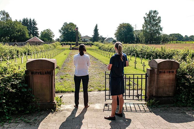 cimetière Belfortain
