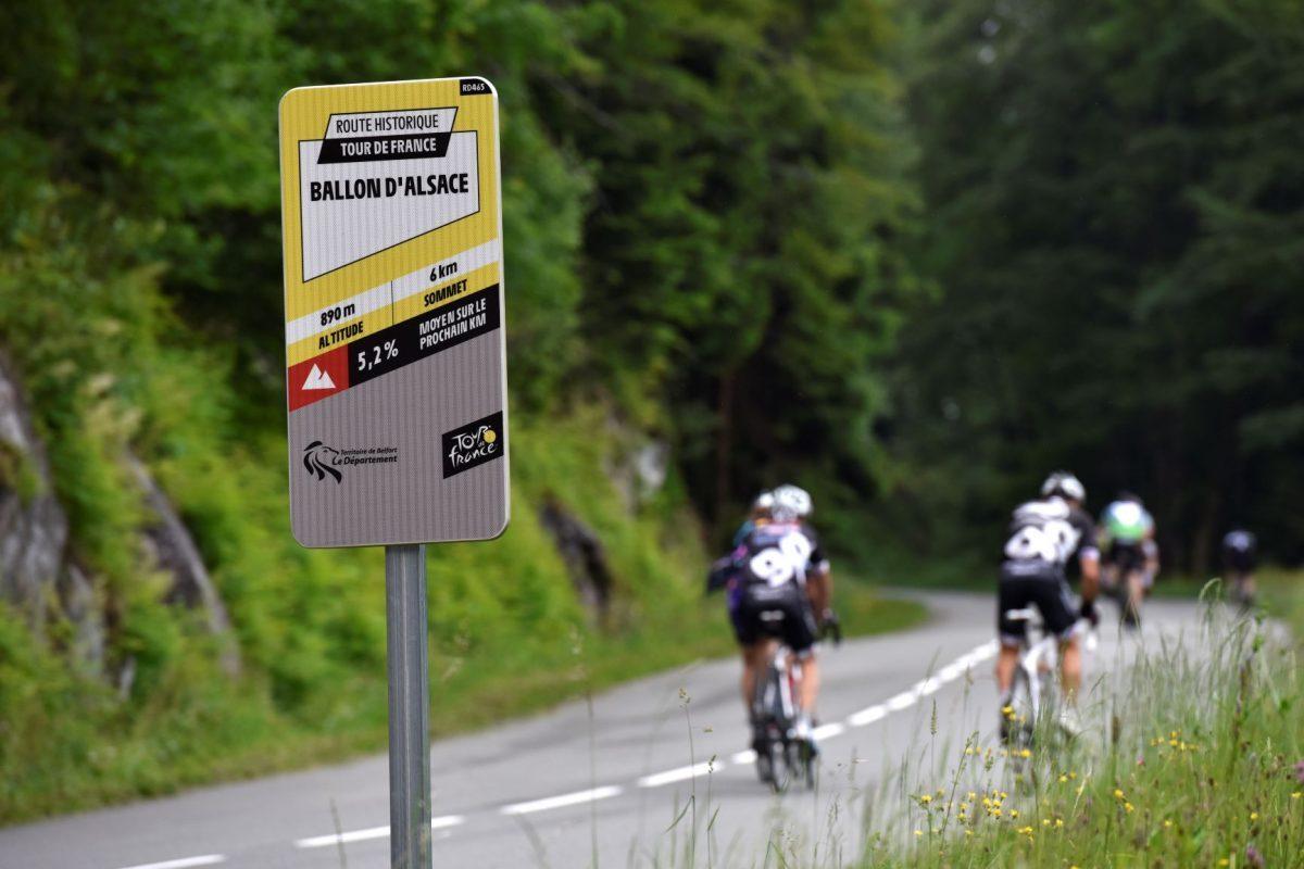 summer ballon d'Alsace Tour de France