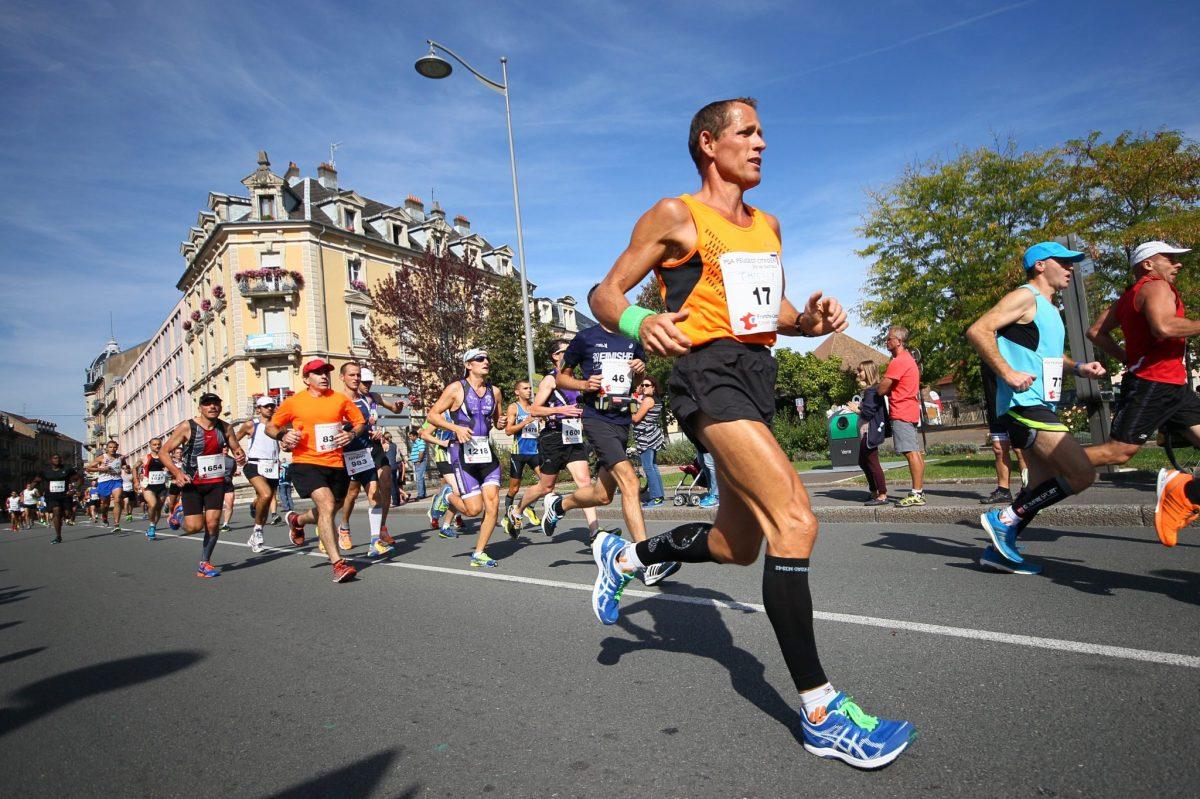 semi marathon Belfort