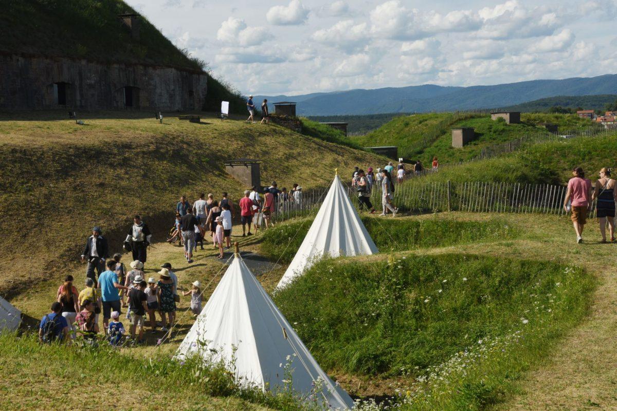 Festival histoire vivante