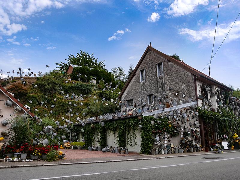 Chez Bruno L'arroseur