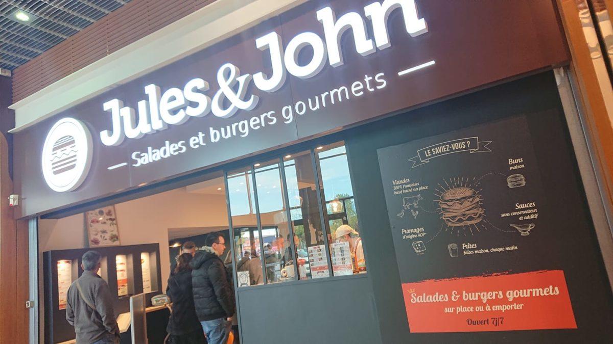 Jules et John