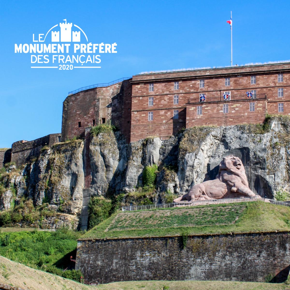 le monument préféré des français 2020