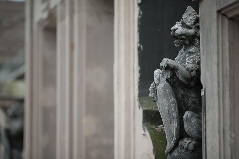 Petit Lion gardien Belfort