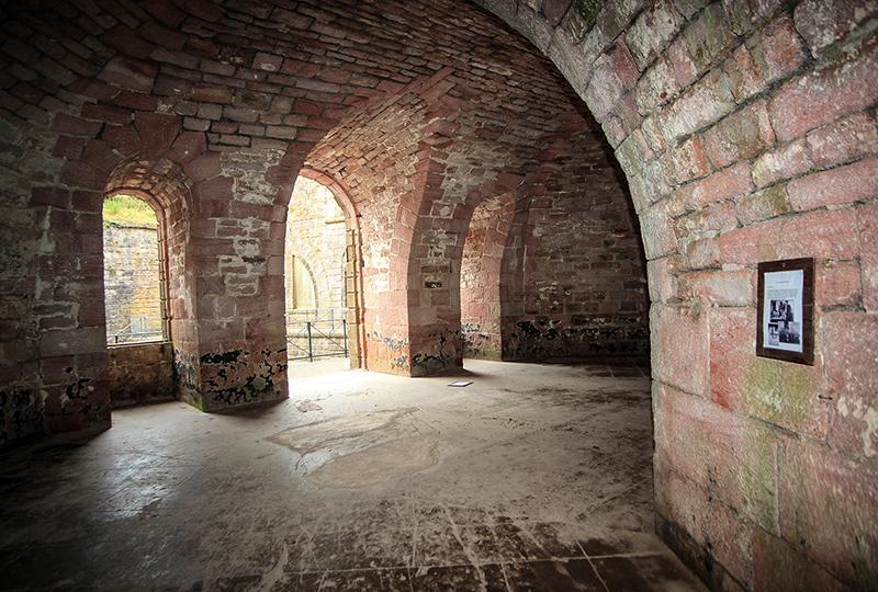 Fort Dorsner Grès Rose