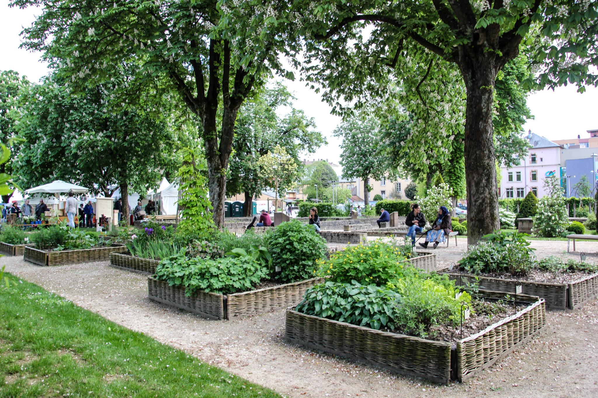 Jardin 700eme