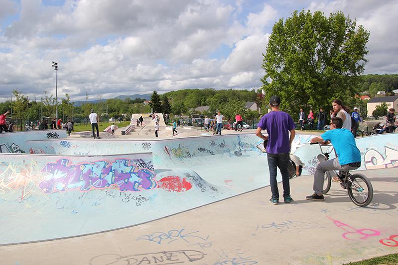 Skatepark Belfort