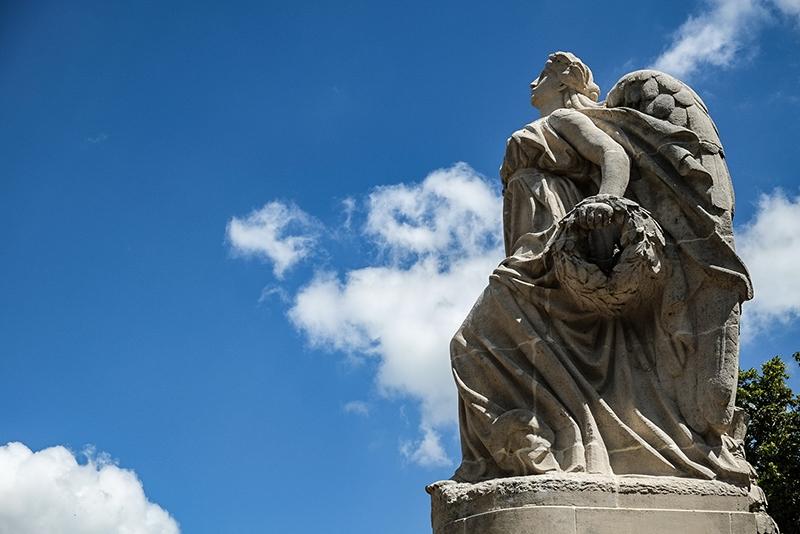 Monument square du souvenir