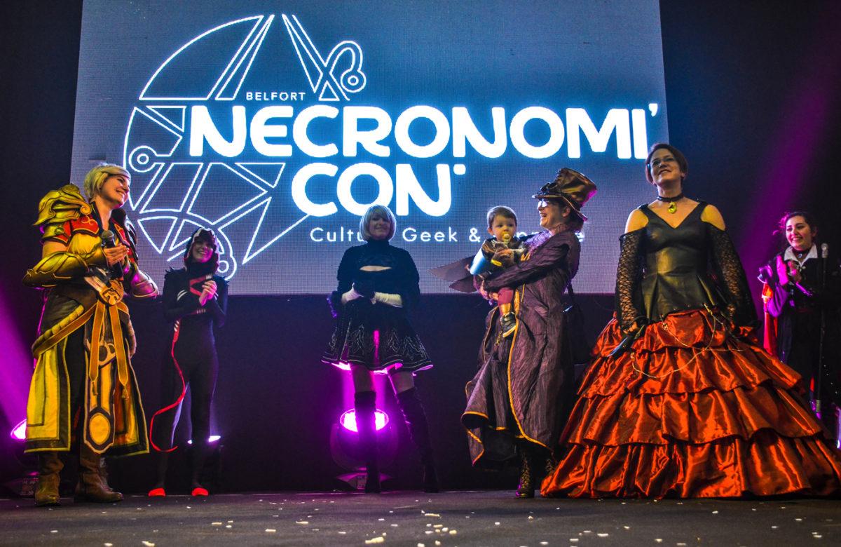 Necronomi'con