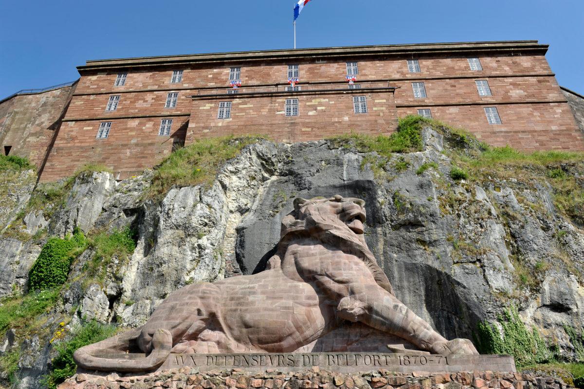 Notre emblème, le Lion