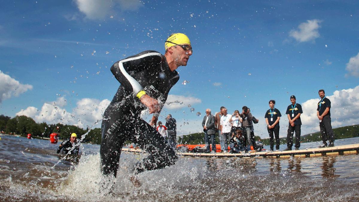 Triathlon de Belfort