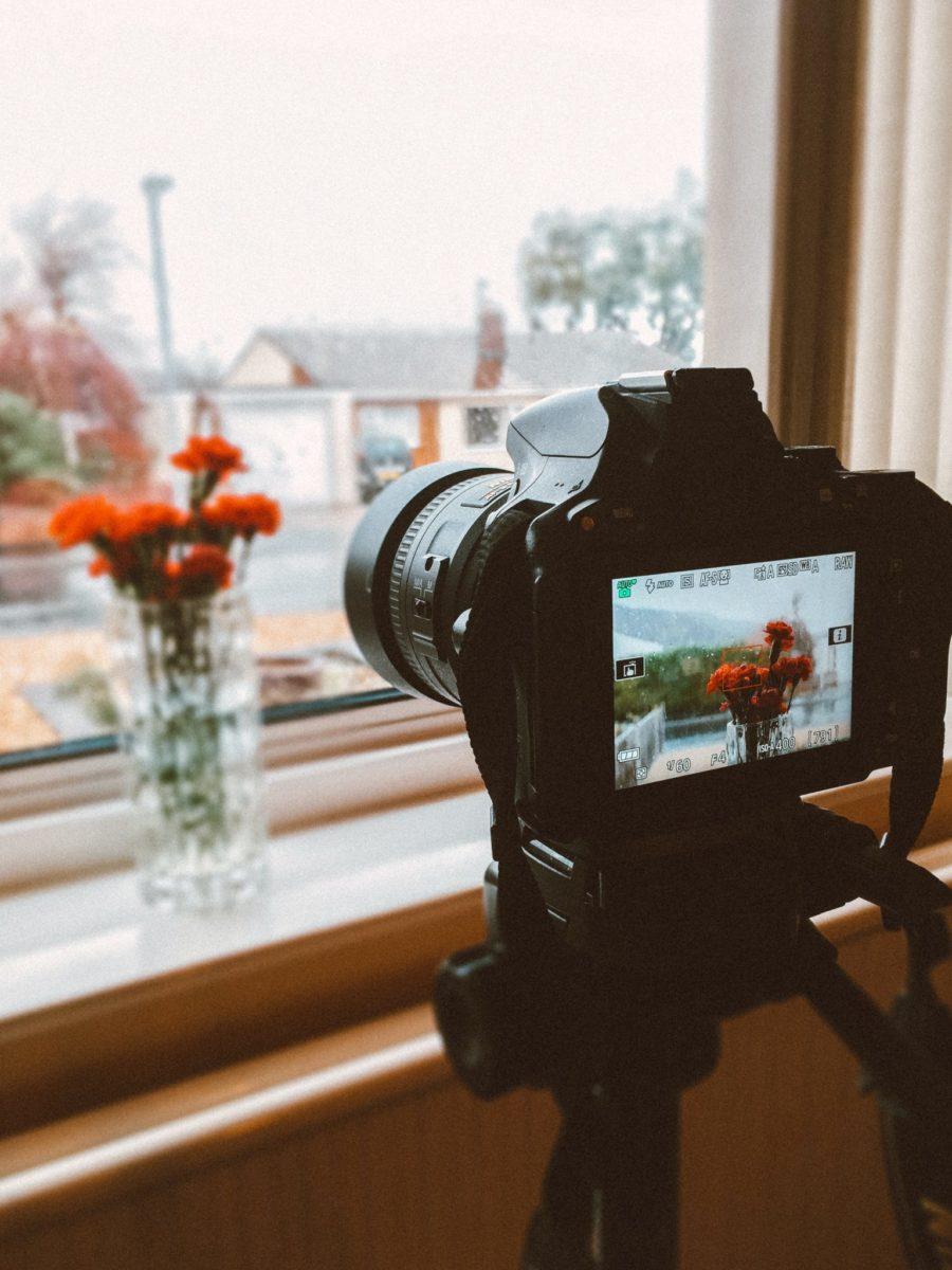 Partagez votre photo depuis votre fenêtre