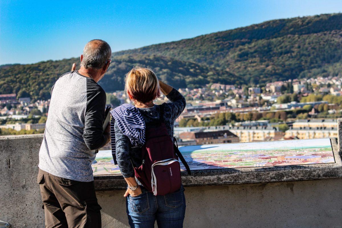 vue panoramique citadelle belfort