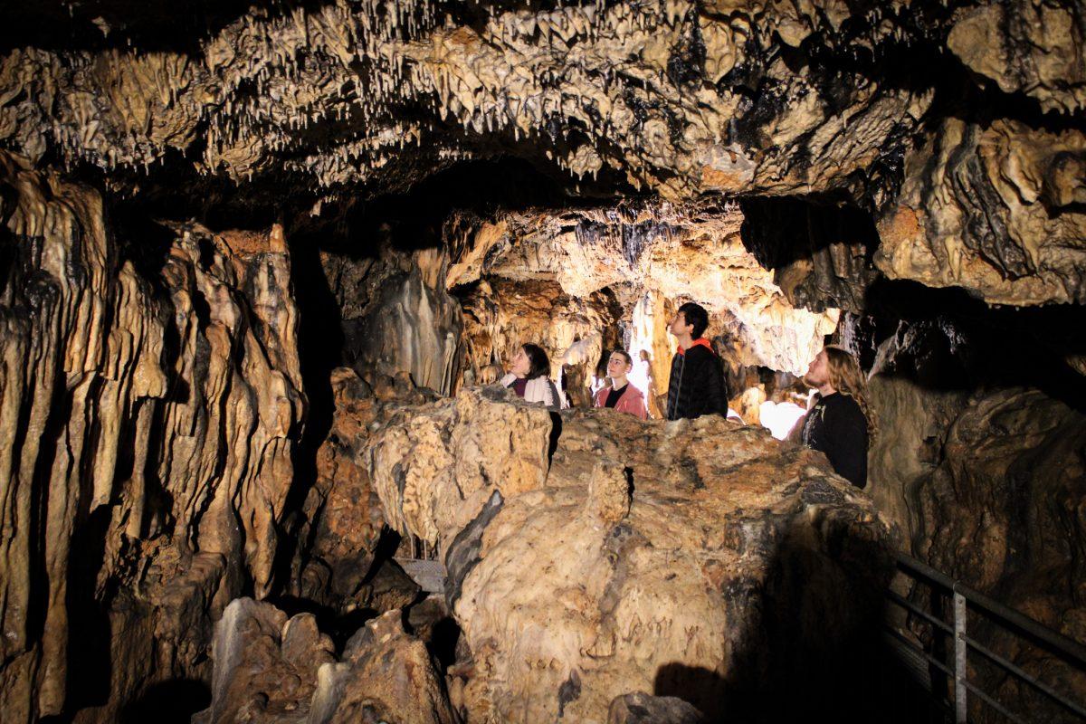 grotte de cravanche