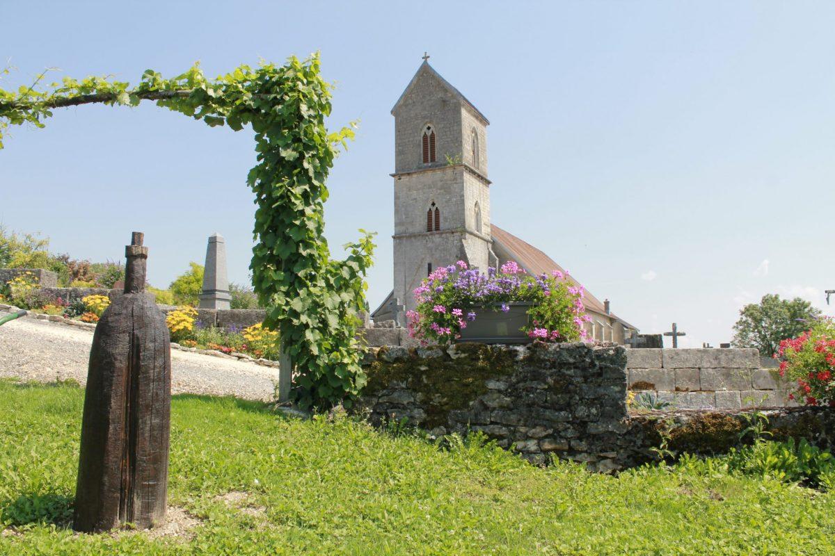 eglise, vigne st dizier