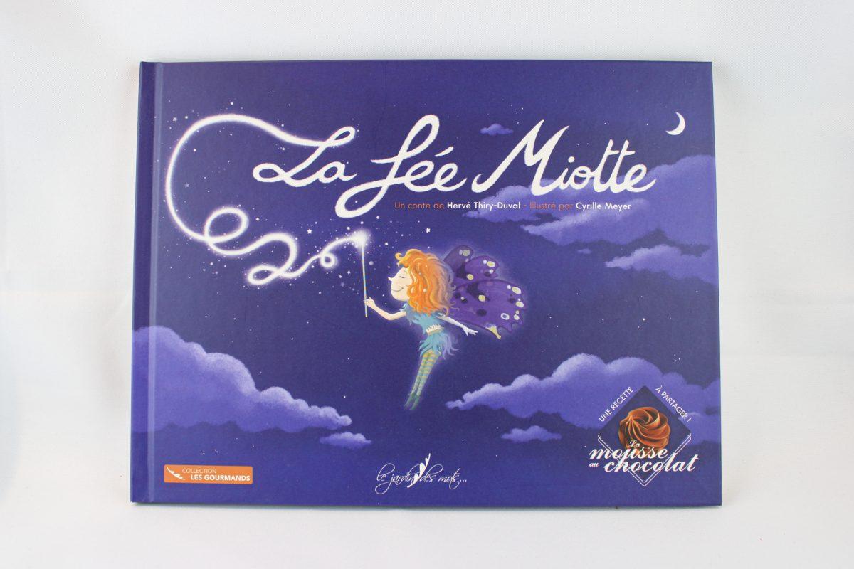 livre la fée Miotte