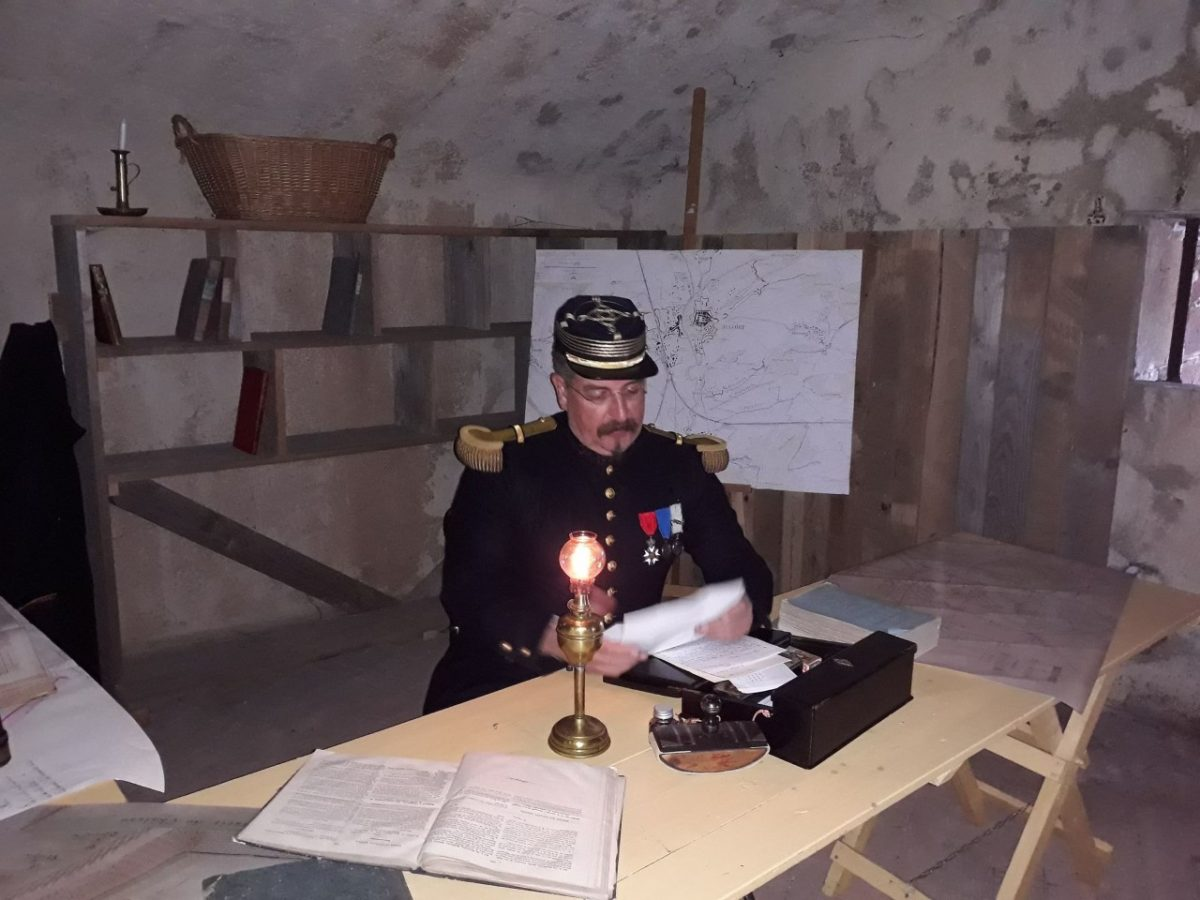 reportage siège 1870 Belfort
