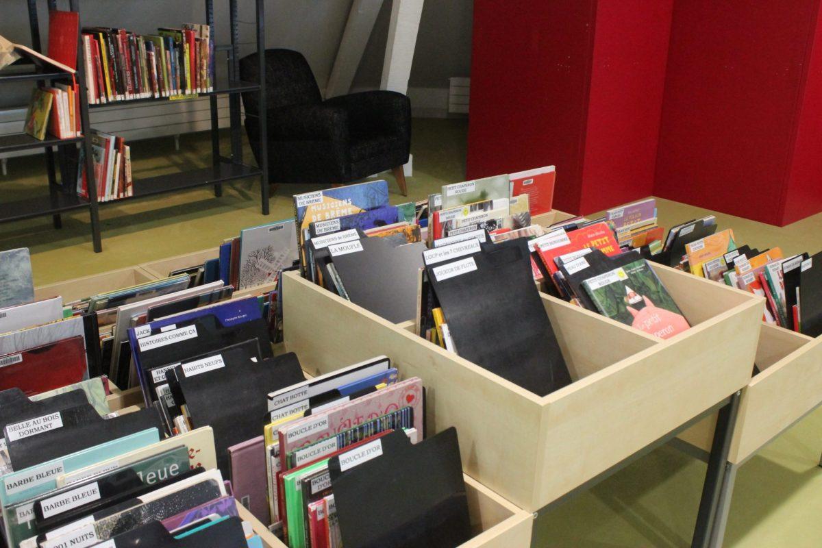 bibliothèque Léon Deubel
