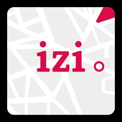 logo izi travel