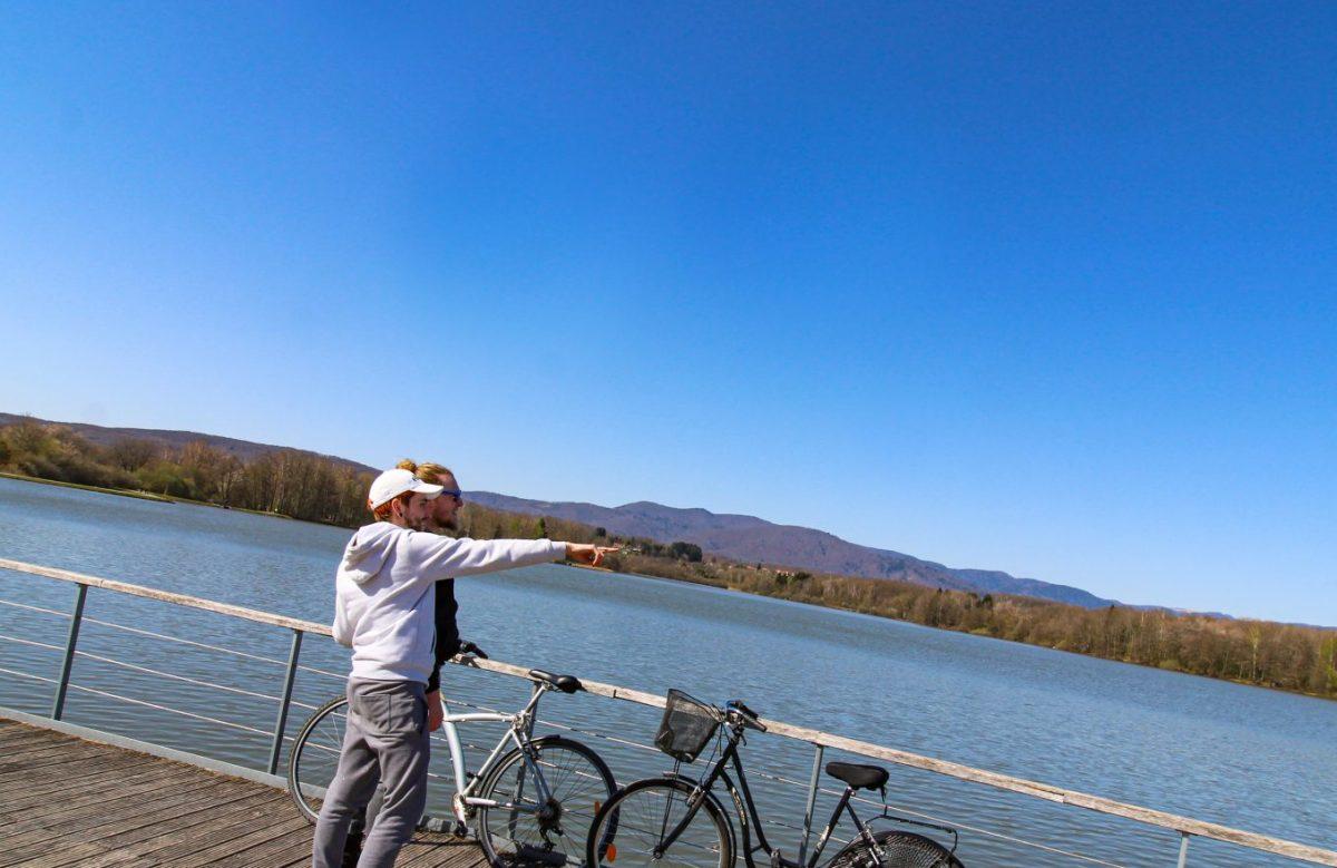 A moins de 10km de Belfort, Giromagny ou Delle !
