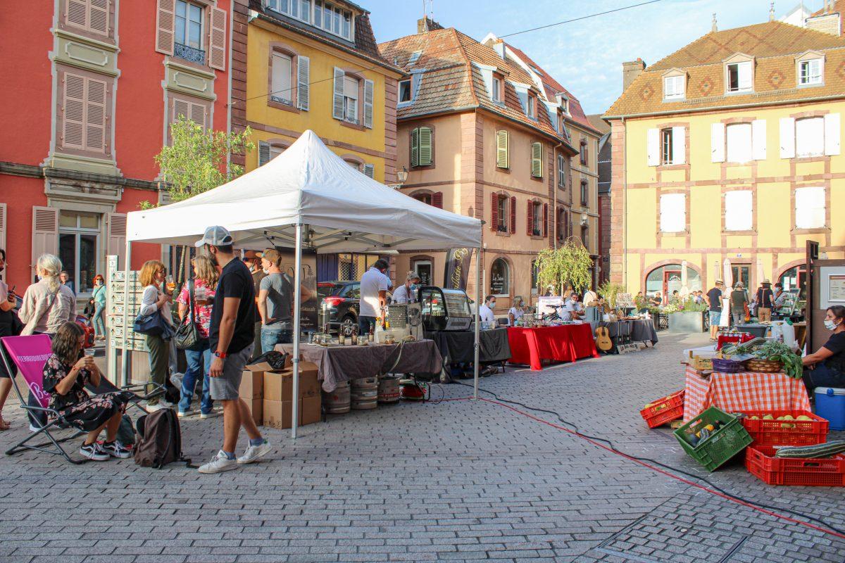 Les marchés d'été ☀️