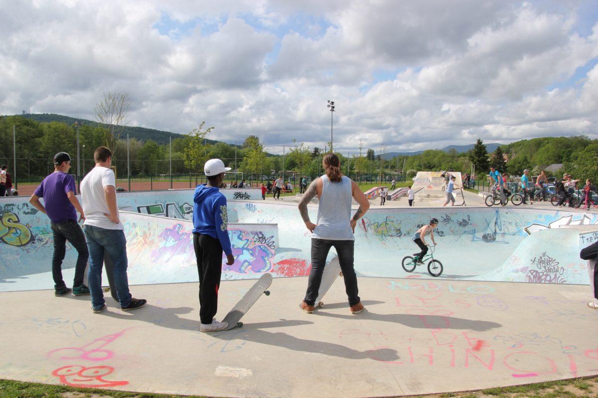 skate park Belfort