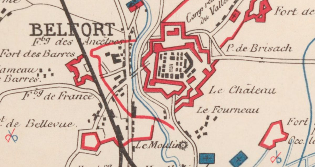 circuit mémoire 1870-71