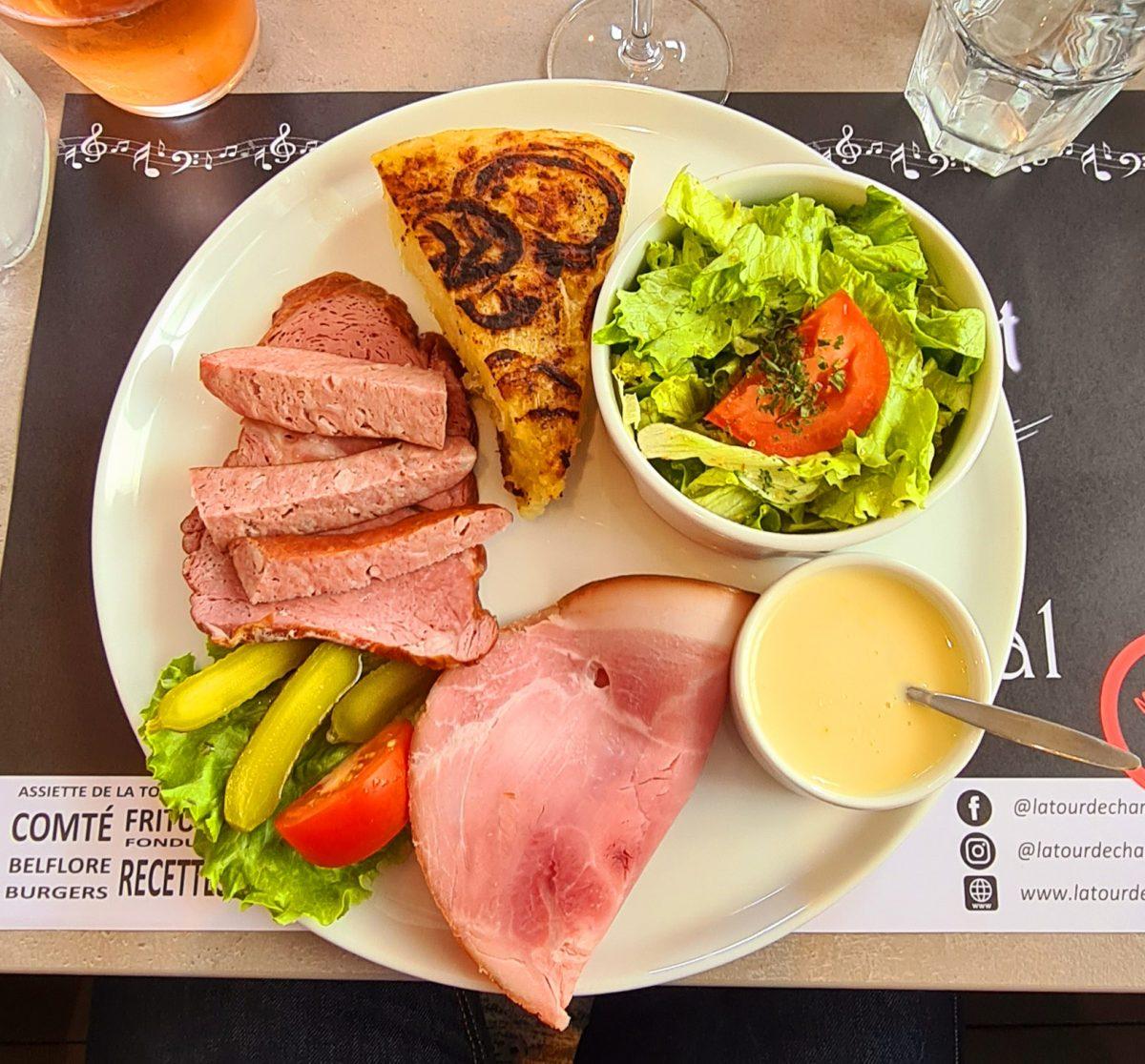 assiette franc-comtoise