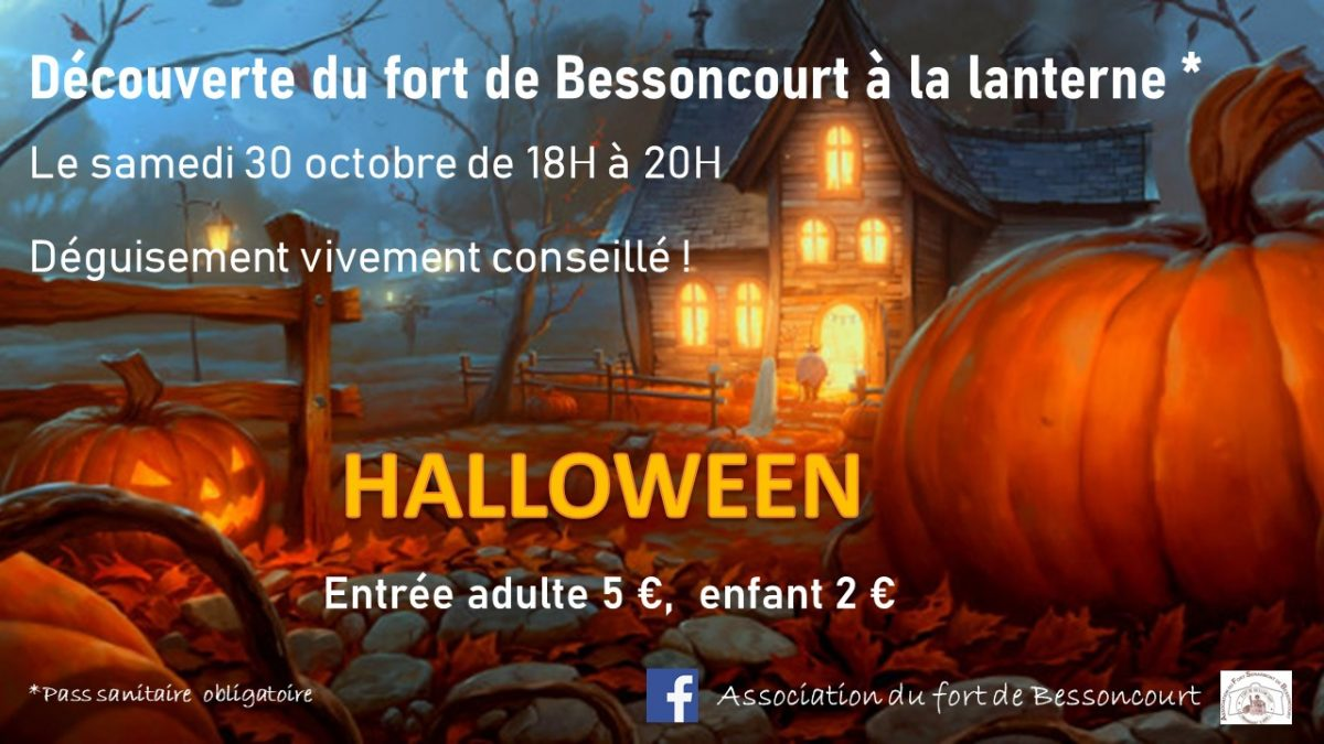 Halloween Bessoncourt