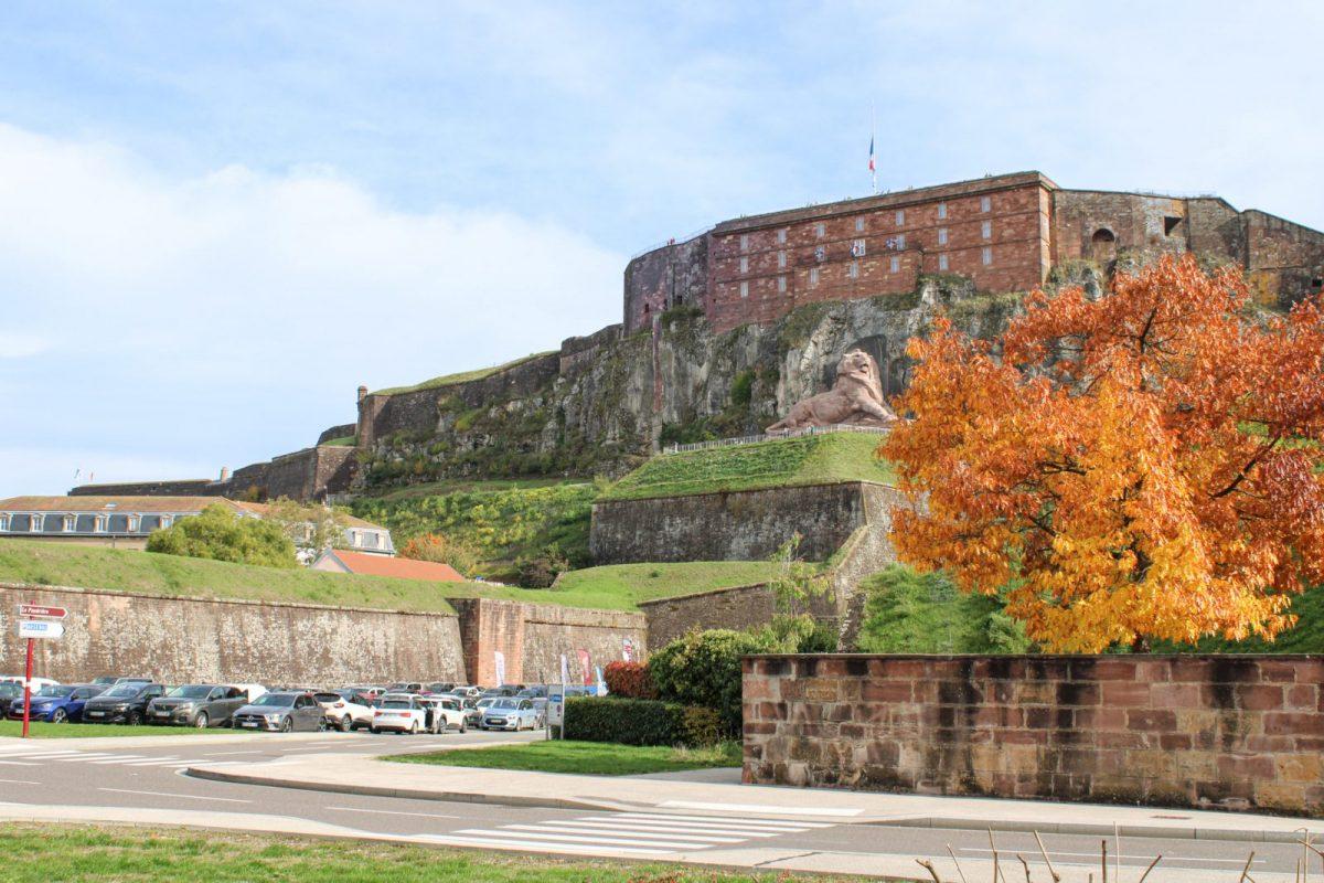 citadelle parking Arsenal