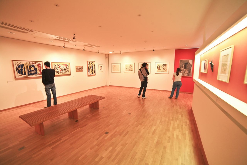 MUSEE D'ART MODERNE – DONATION MAURICE JARDOT_1