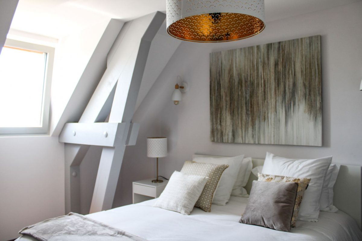 chambre auberge canal