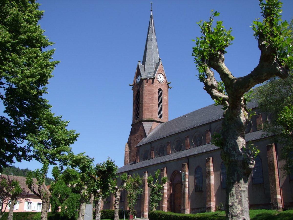 Eglise Giromagny