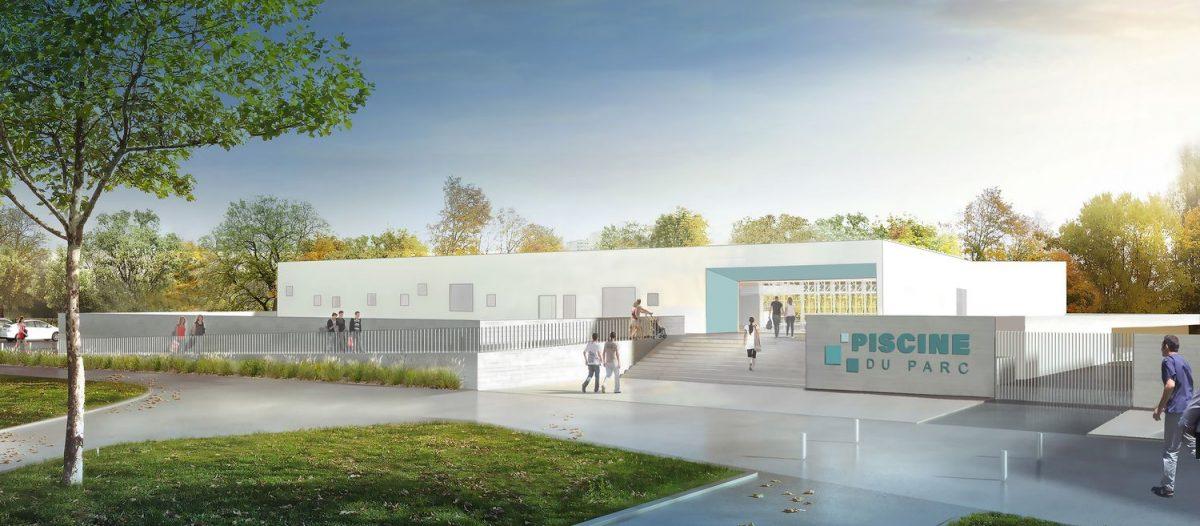 centre aquatique bvl architecture