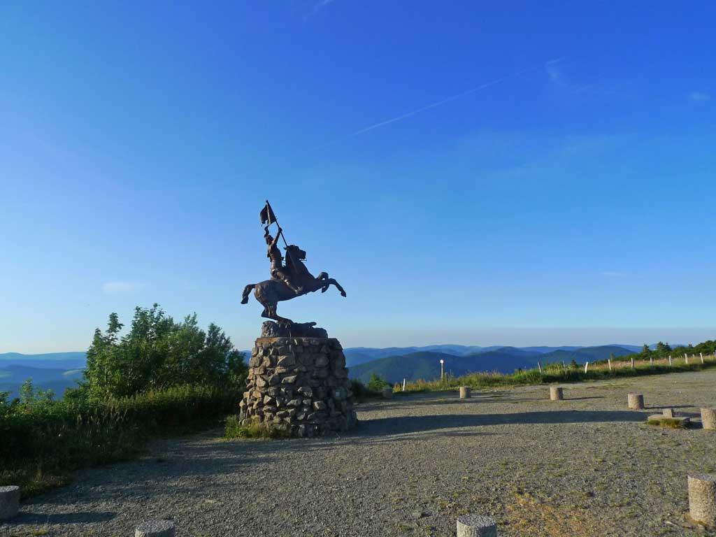 statue Jeanne dArc
